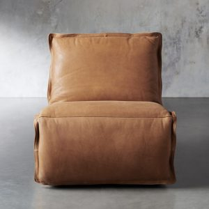 """Rowland Leather 43"""" Motion Recliner"""