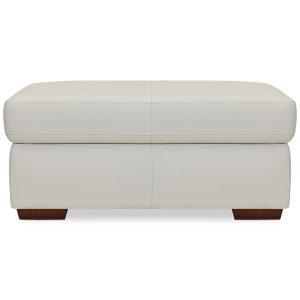 """Tonie 43"""" Leather Storage Ottoman, Created for Macy's"""